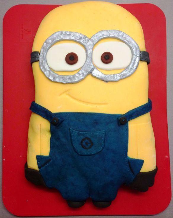 Despicable Me Minion Birthday Cake Birthday cakes Birthdays and Cake