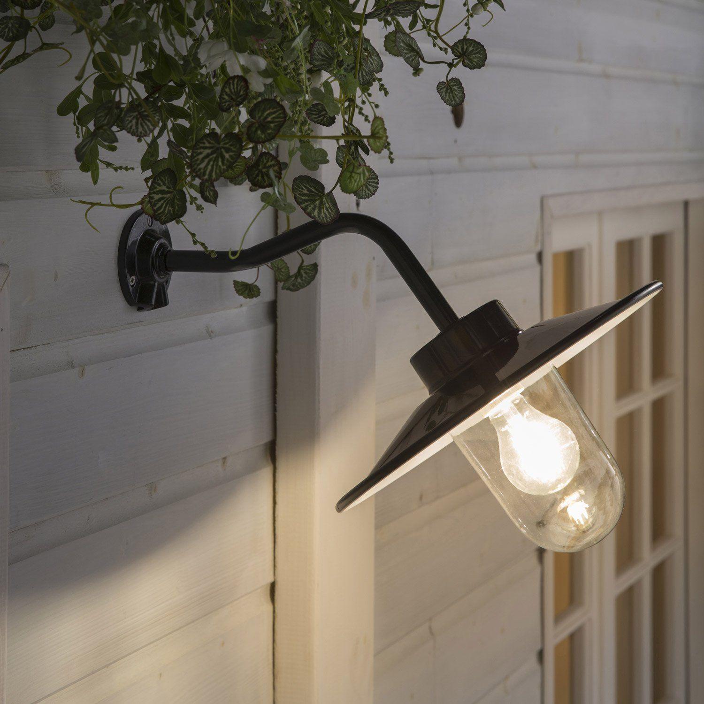 Applique Exterieure Flagstaf E27 60 W Vert Inspire Verlichting Tuin Ideeen Tuin