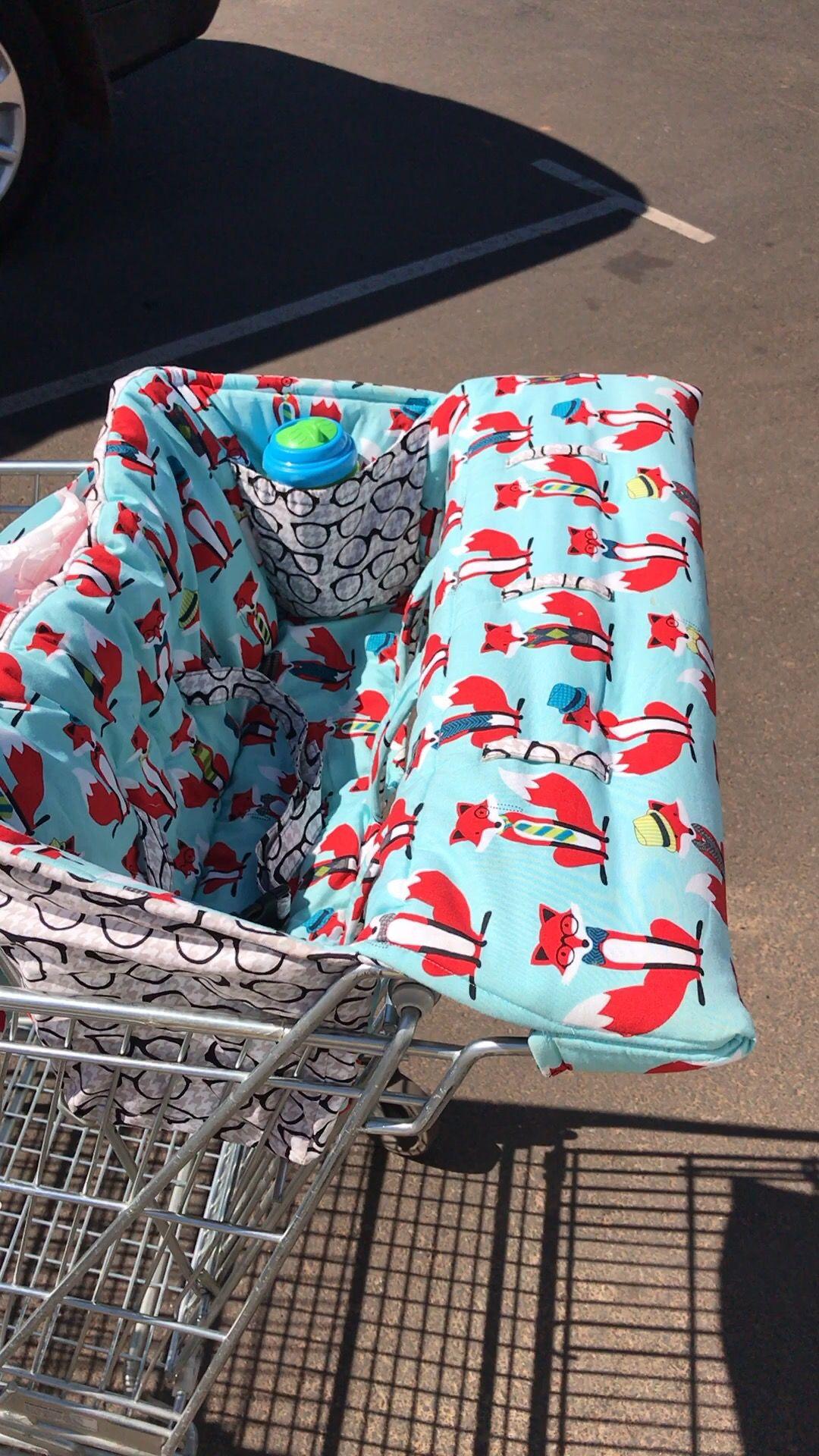 Waterproof change mat Universal Capsule Liner Universal Trolley Liner Handmade Shopping Trolley Liner Shopping Trolley Capsule Liner