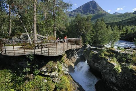 Gudbrandsjuvet   Norsk Form