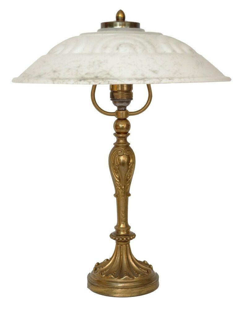 Details Zu Prachtvolle Original Art Deco Jugendstil Tischlampe Messinglampe Berlin In 2020 Tischlampen Jugendstil Art Deco