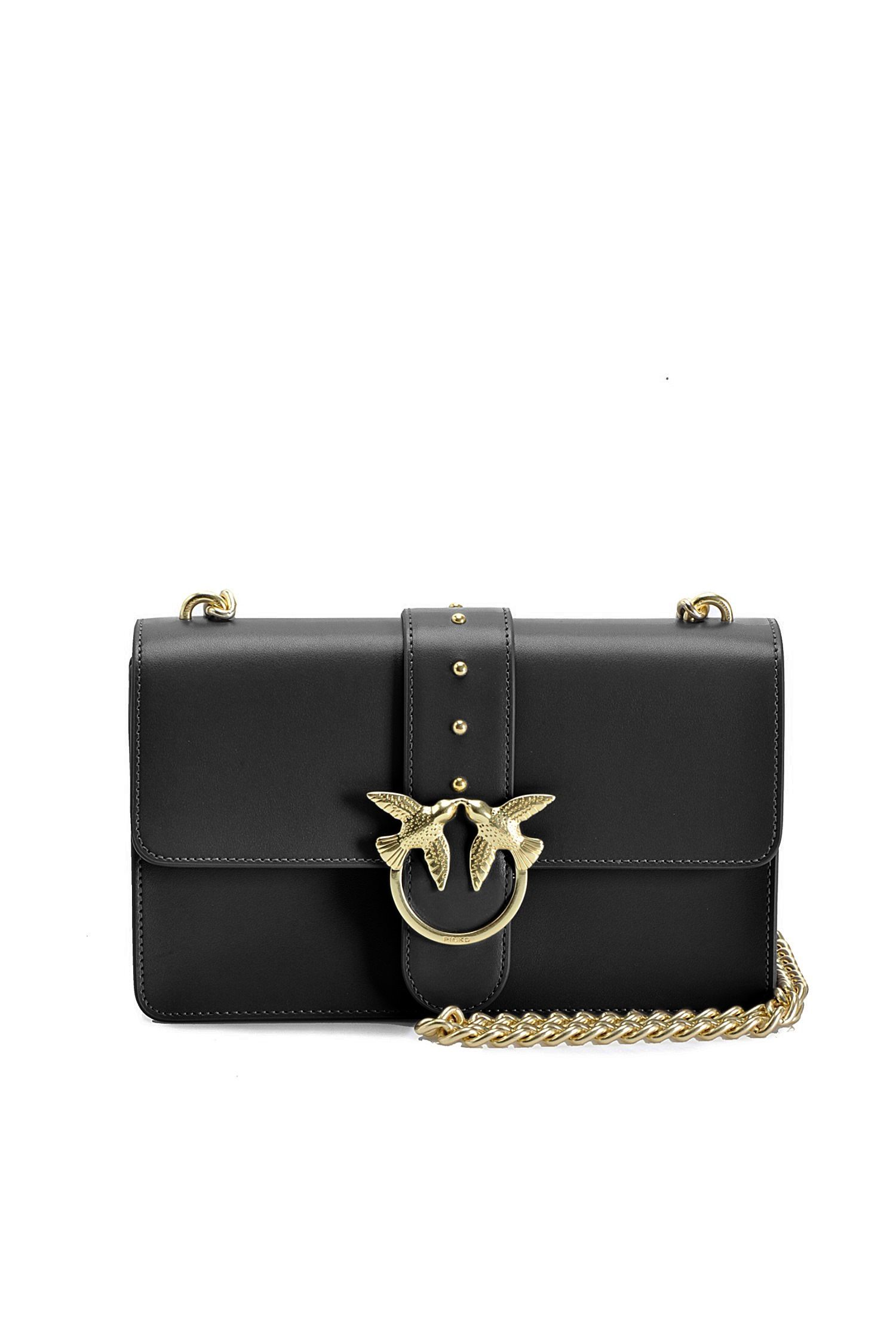 bf98c41d20e Love Bag Simply in leather - PINKO | THE WARDROBE EDIT in 2019 ...