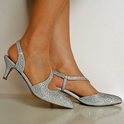 Details about NEW Ladies Diamante Party Evening Prom Low