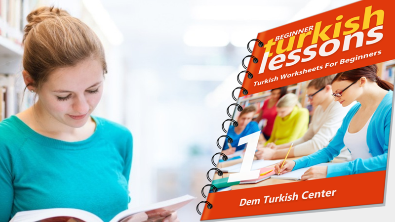 Download these practical Turkish lessons for beginners and study Turkish with your Turkish language teacher online or face to face! I am offering practical Turkish language lessons for beginner Turkish learners and Turkish teachers. Beginner Turkish Lessons 1 is the…