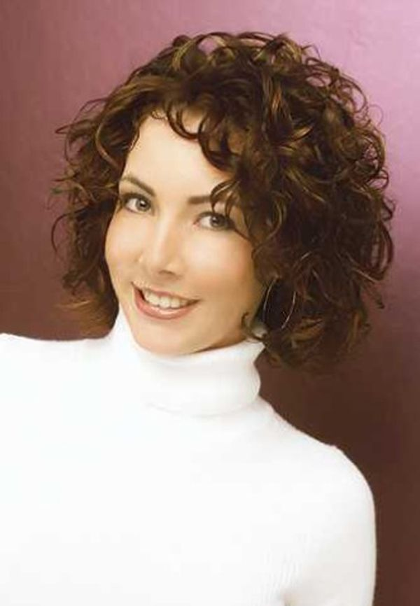 Strange 1000 Images About Curly Hair On Pinterest Short Curly Hair Hairstyles For Women Draintrainus