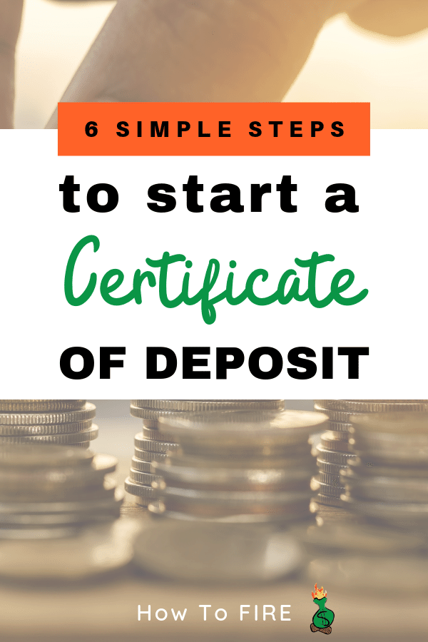 How to Save with a Certificate of Deposit Certificate of