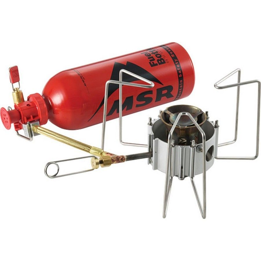 Msr Dragonfly Camping Stove 139 95 Made In The Usa Backpacking Stove Camping Stove Multi Fuel Stove