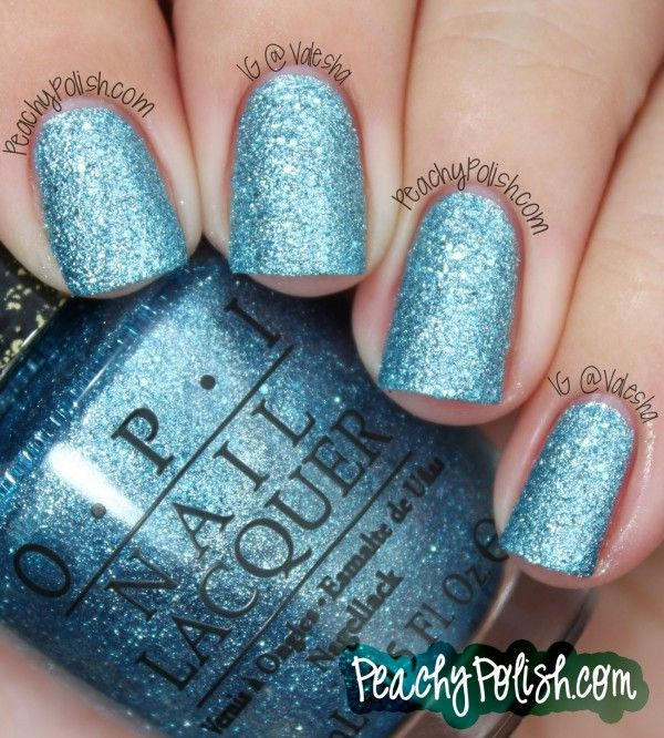 "OPI ""Tiffany Case"" - Peachy Polish"