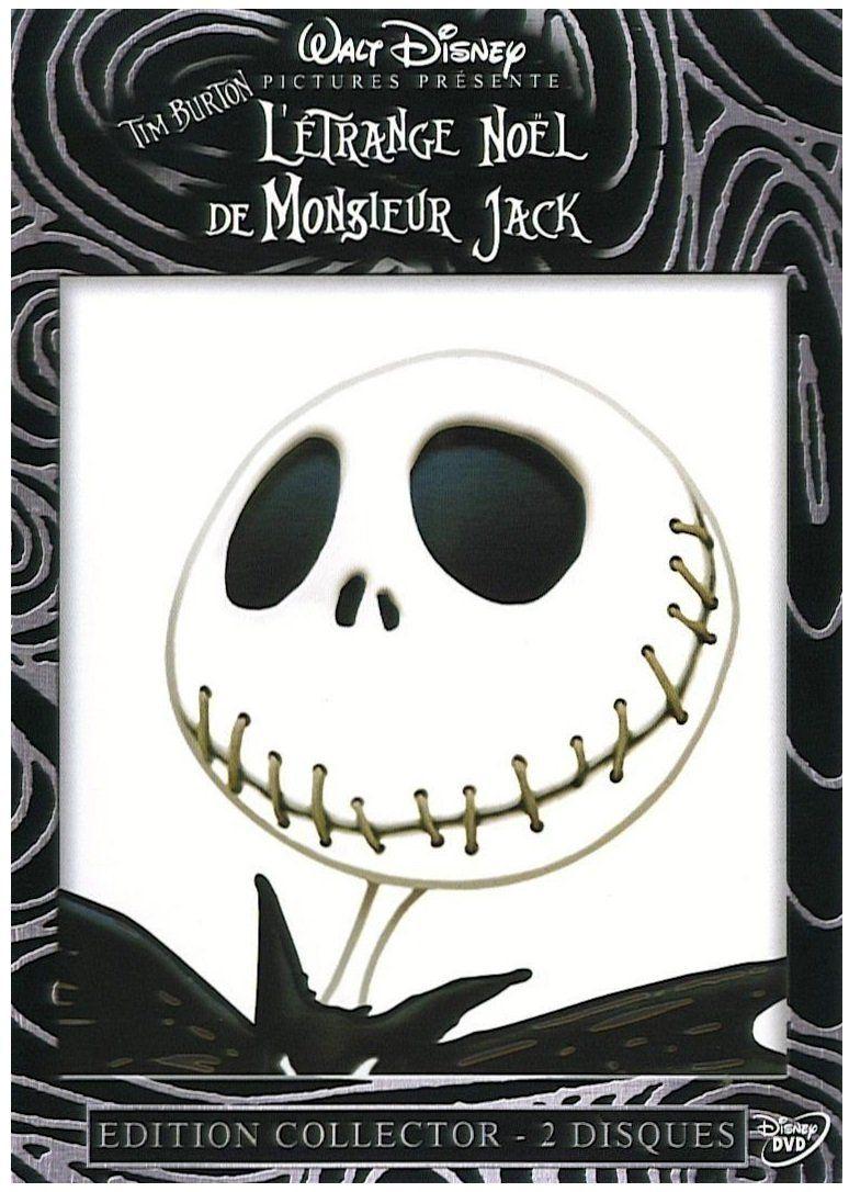 Amazon: L\'Etrange Noël de Mr. Jack [Édition Collector]: DVD & Blu ...