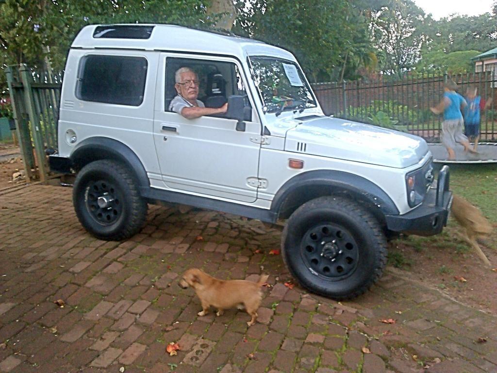 Suzuki Sj Samurai For Sale South Africa