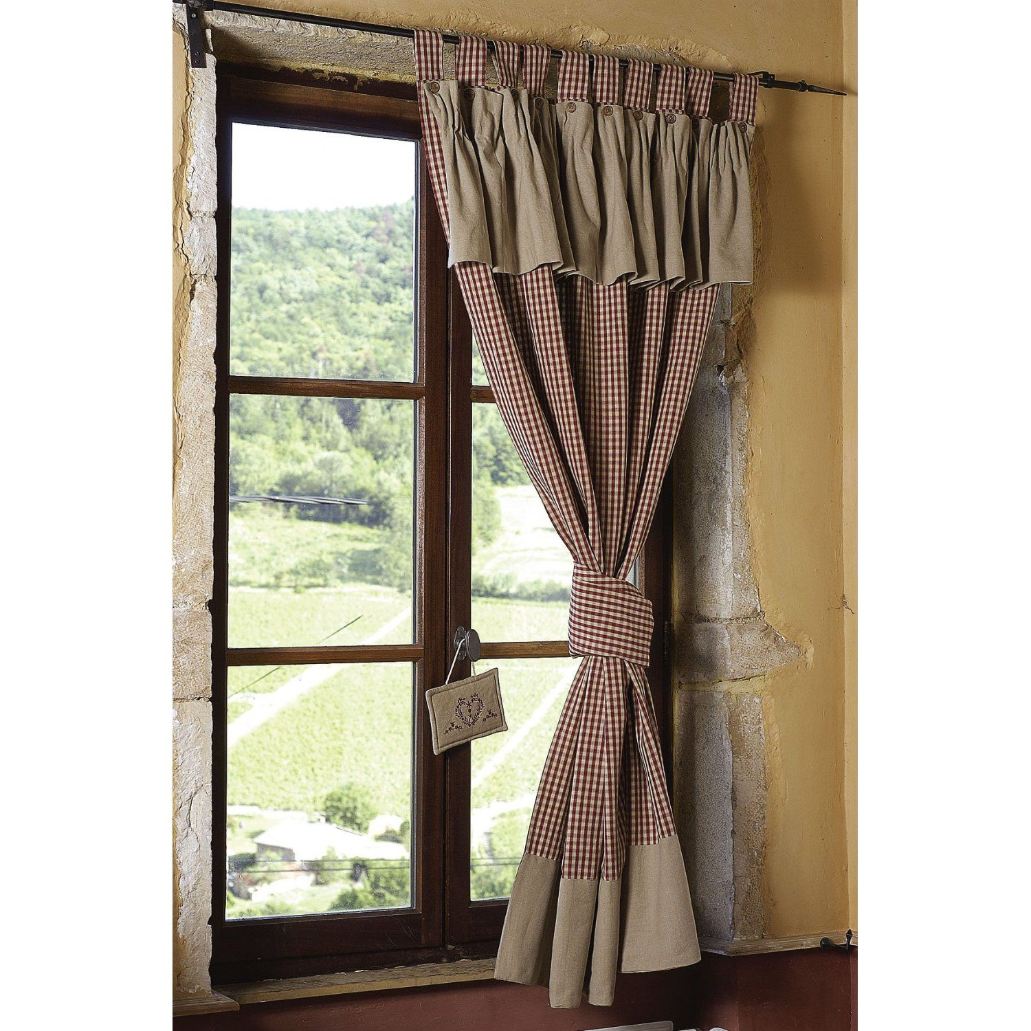 Landhaus Küchen Gardinen Gardinen Landhaus In 2019 Pinterest Curtains Window