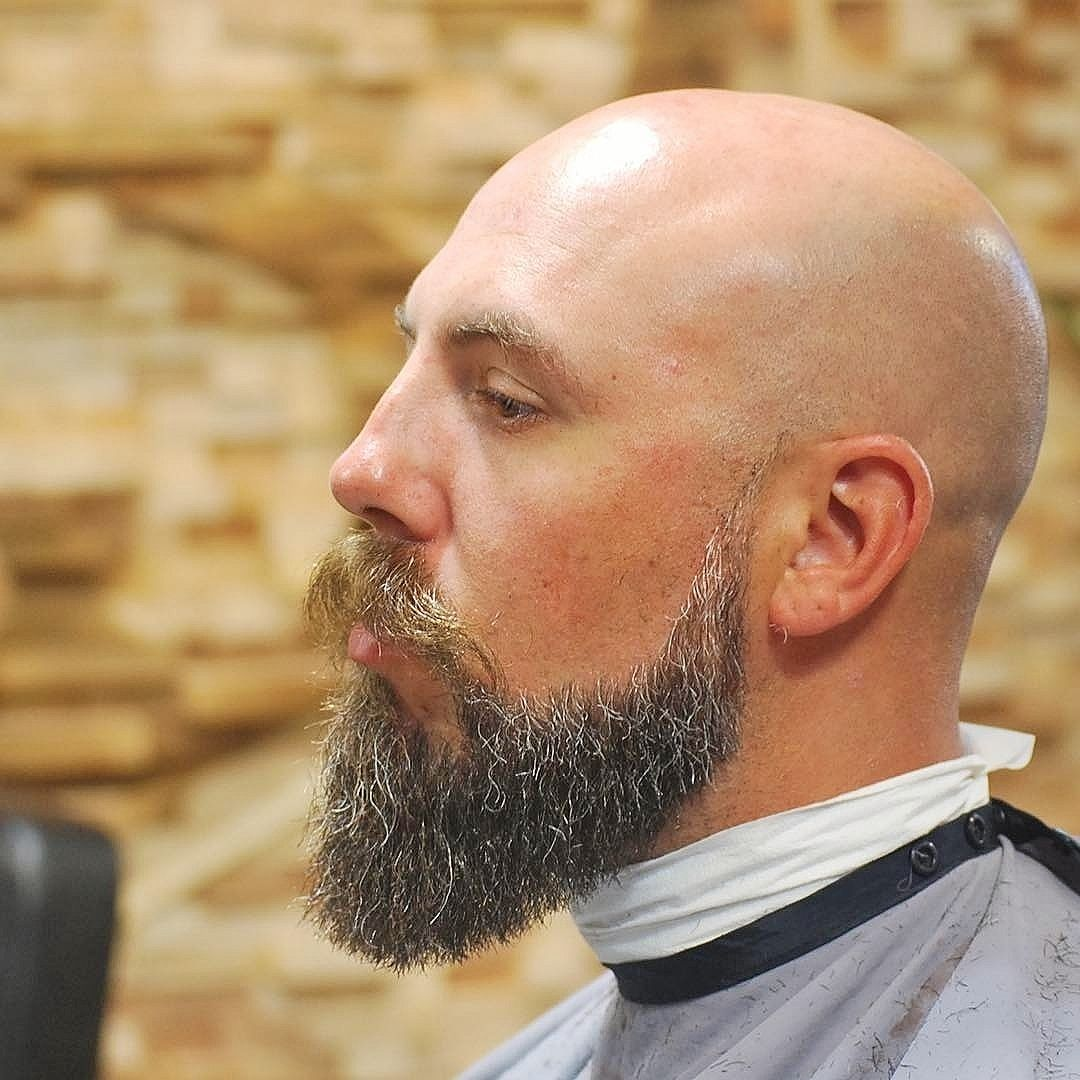 Pin By Juan Jose Marzo Garcia On Beards Shaved Head With Beard Bald With Beard Hair And Beard Styles