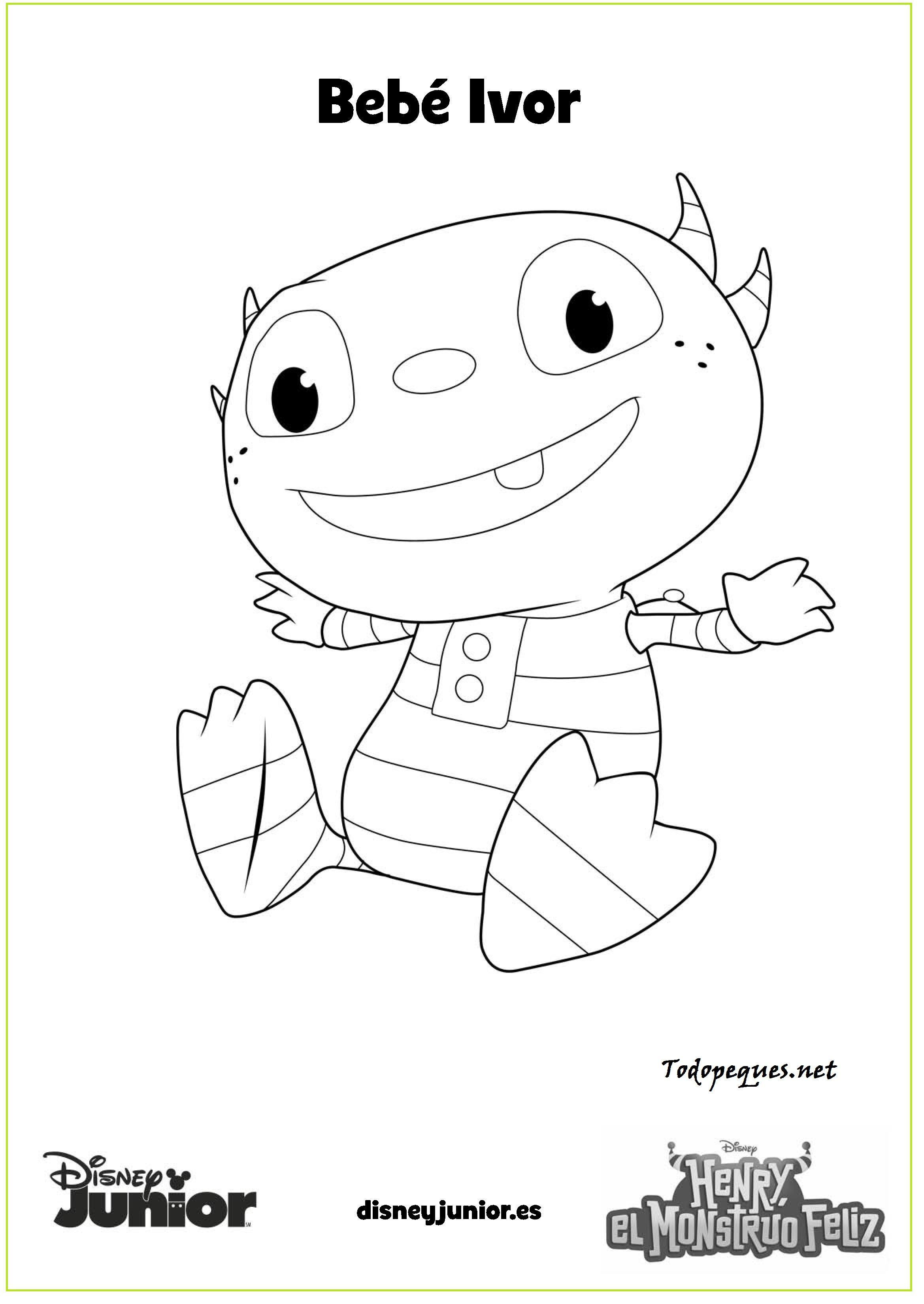 henry-el-monstruo-feliz_bebe-ivor_imprime-y-colorea-page-001 y ...