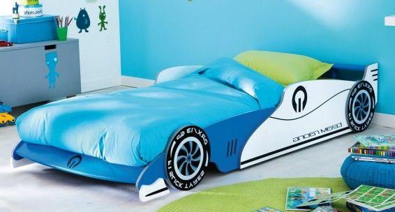 Letto A Forma Di Macchina Da Corsa : Novelty beds. joseph international ha realizzato dei letti per i più
