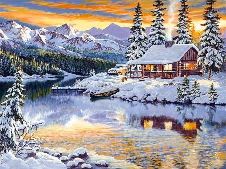 DIY 5D Diamond art Cross Stitch Embroidery Crystal art kits Perfect for Relaxation and Home Wall Decor Wolf 40X30cm Sunnay Diamond Painting Kits