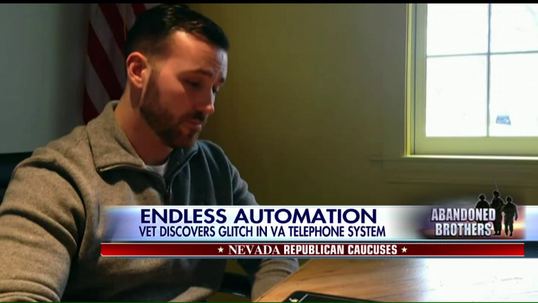 Powerful video of an Army vet's frustrating attempt to make a VA appointment has gone viral and prompted Congress to act.
