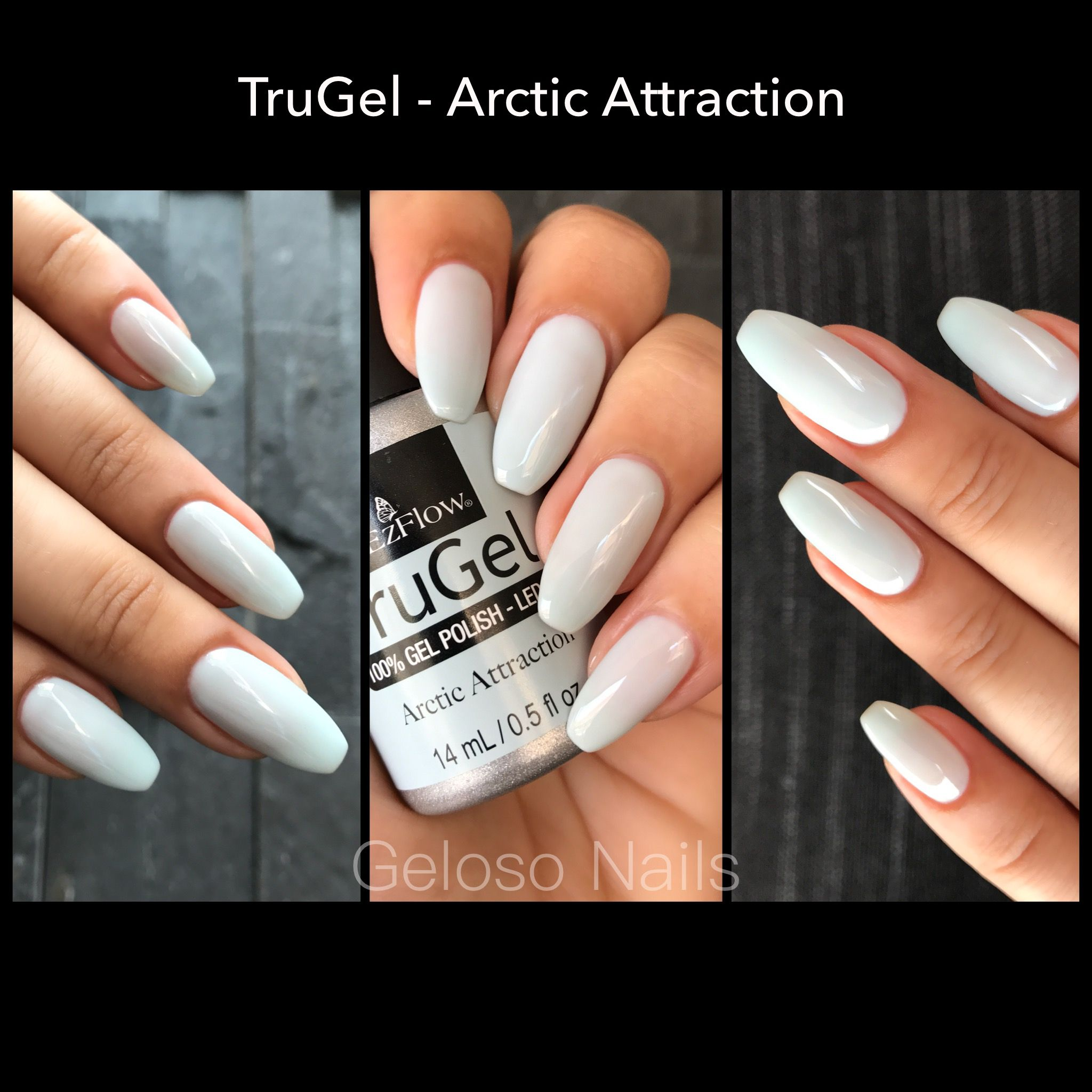 Ezflow TruGel Arctic Attraction from the ice empress collection ...