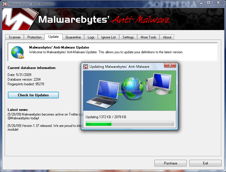 Malwarebytes anti malware home free 2.2.1.1043