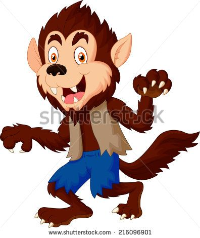 Werewolf Stock Photos Images Pictures Lobisomem Desenhos Desenhos Animados