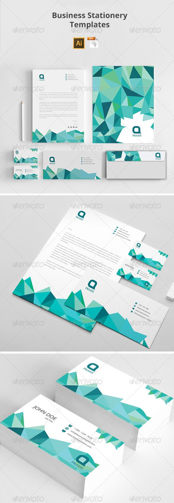 Business stationery templates pinterest stationery templates business stationery templates cheaphphosting Gallery