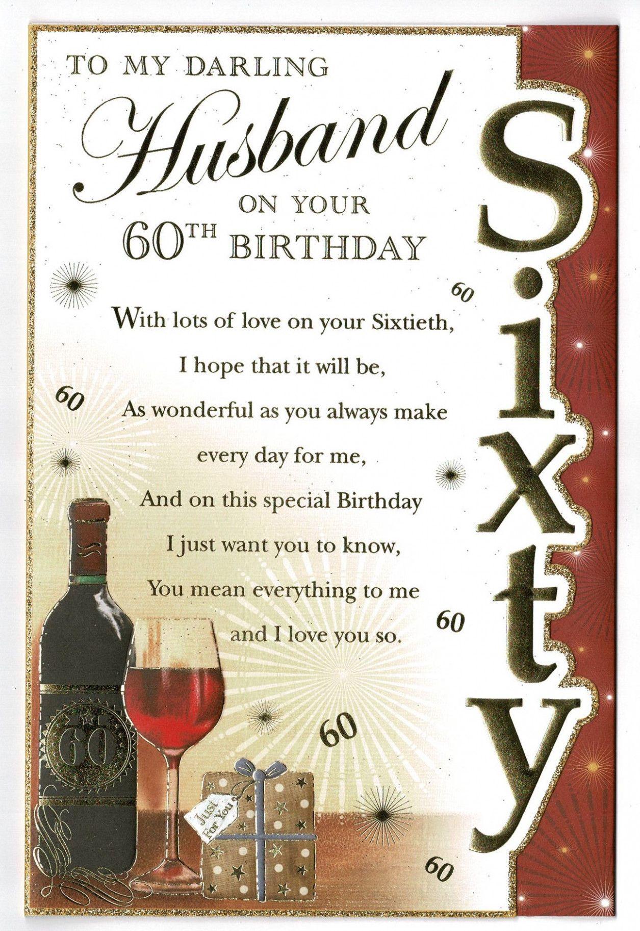 13 Design Card To My Husband Birthday di 2020