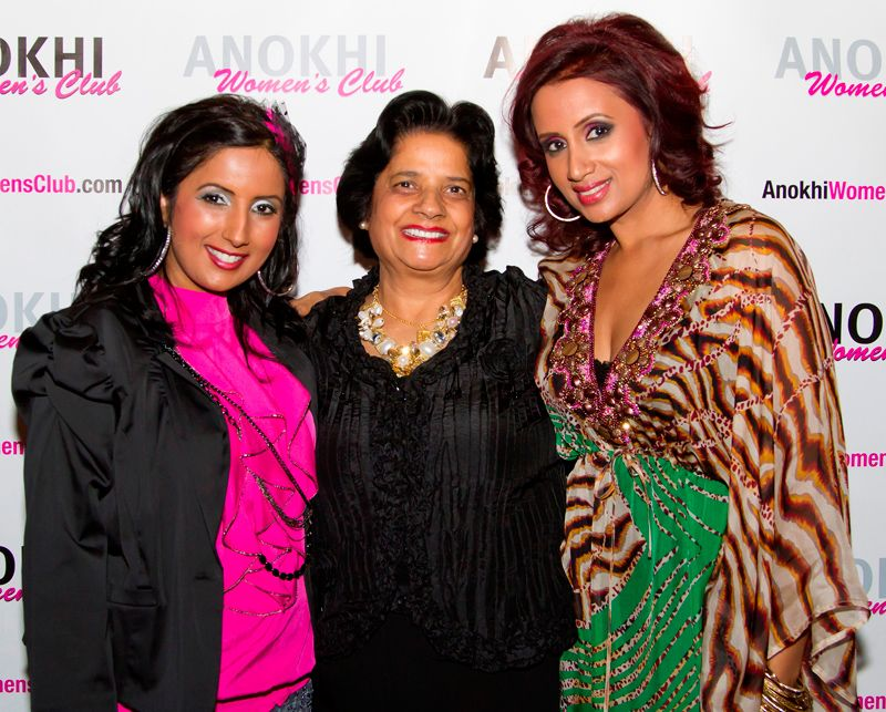 My Mum & I With Anokhi's Director Of Consumer Engagement