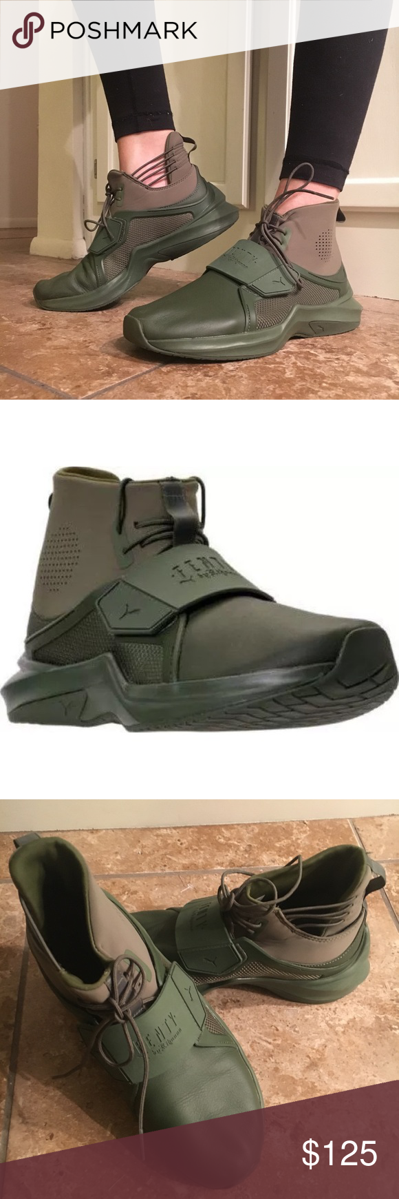 new style d131a 7e8bd Puma x FENTY ignite sneaker Worn once, like new condition ...