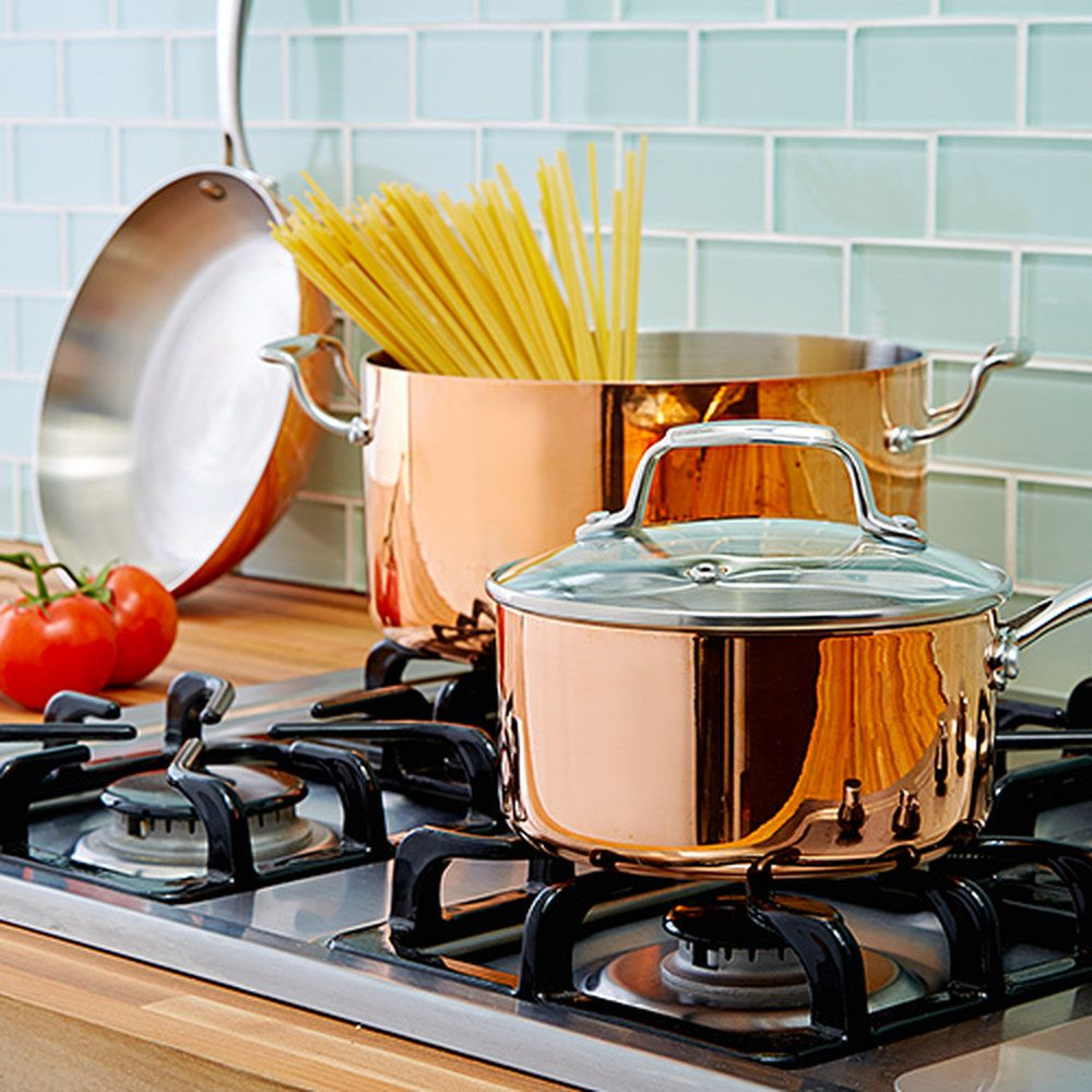 Prime Pacific & Excelsteel #zulily Today Kitchen Words Stainless Steel Pot