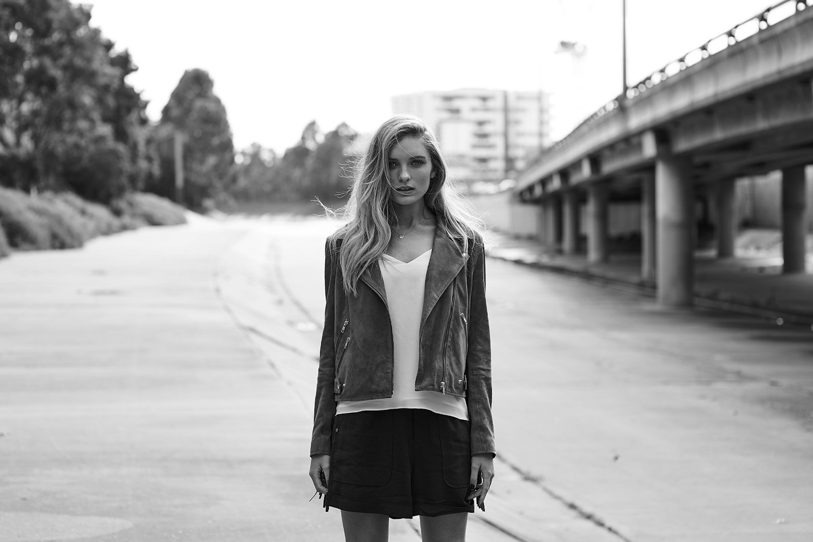 Q&A with #ChantellePrice for our #StyleDiaries - #models #modelling #photography  #davidhiggs #fallenbrokenstreet #danaethelabel  #melbourne #spring #summer #girls