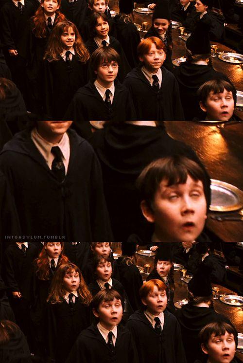 The Derpy Neville Photobomb Harry Potter Face Harry Potter Funny Harry Potter Memes