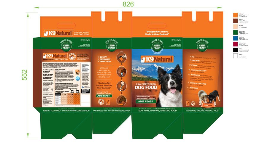 Food Box Design Layout Your Email Address Will Not Be Published