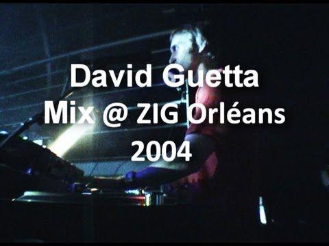 David Guetta - Mix Live 2004 (Orléans) - http://www.justsong.eu/david-guetta-mix-live-2004-orleans/