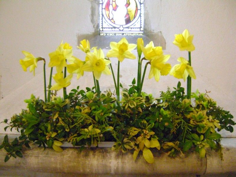 Easter Flowers For Church Google Search Easter Flower Arrangements Easter Floral Arrangement Church Flower Arrangements