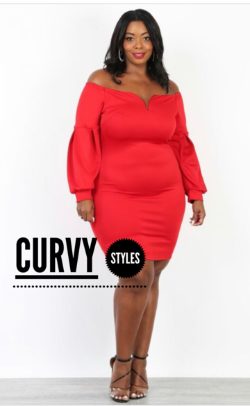 a5924432ea Exclusive Plus Size Clothing