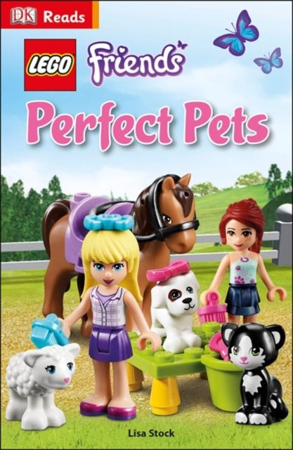 LEGO Friends Perfect Pets by Lisa Stock (9781409347569) | hive.co.uk ...