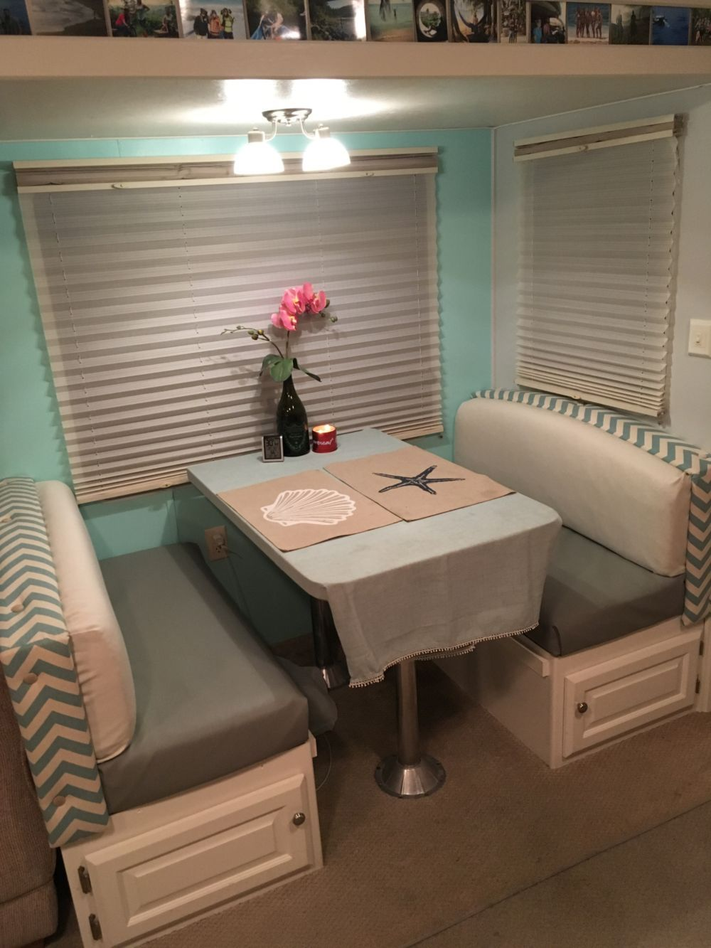 Awesome 31 excellent ideas to decorating rv interior https for Design makeover
