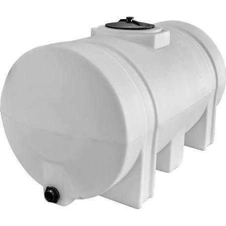 Round End Polymer Chemical Storage Tank W Legs 325 Gallon 82124259 Storage Tank Plastic Storage Storage Tanks
