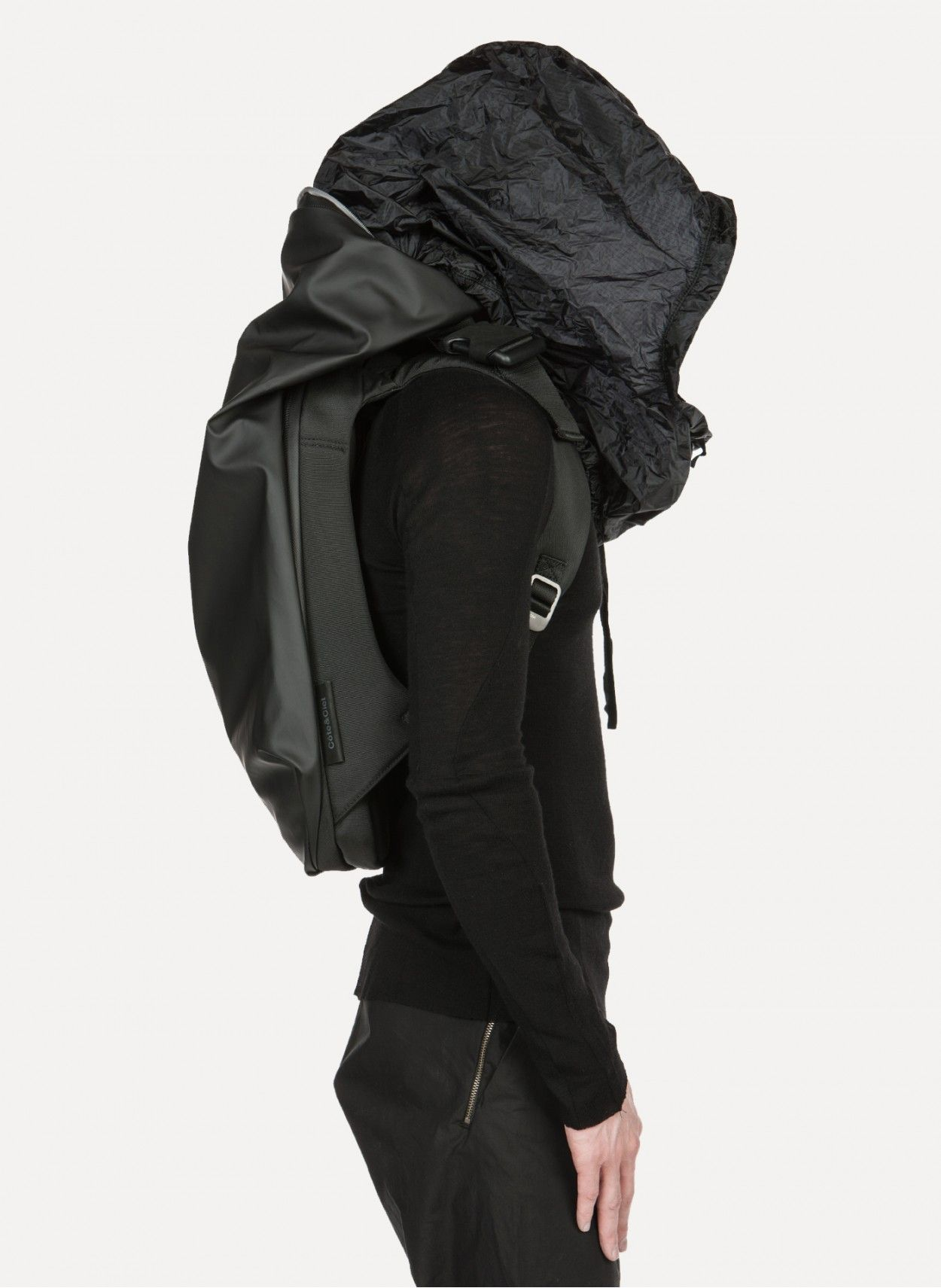 Korean avant garde рюкзак кольноє рюкзаки
