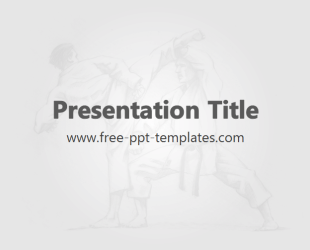 Karate powerpoint template is a grey template with appropriate karate powerpoint template is a grey template with appropriate background image which you can use to toneelgroepblik Images