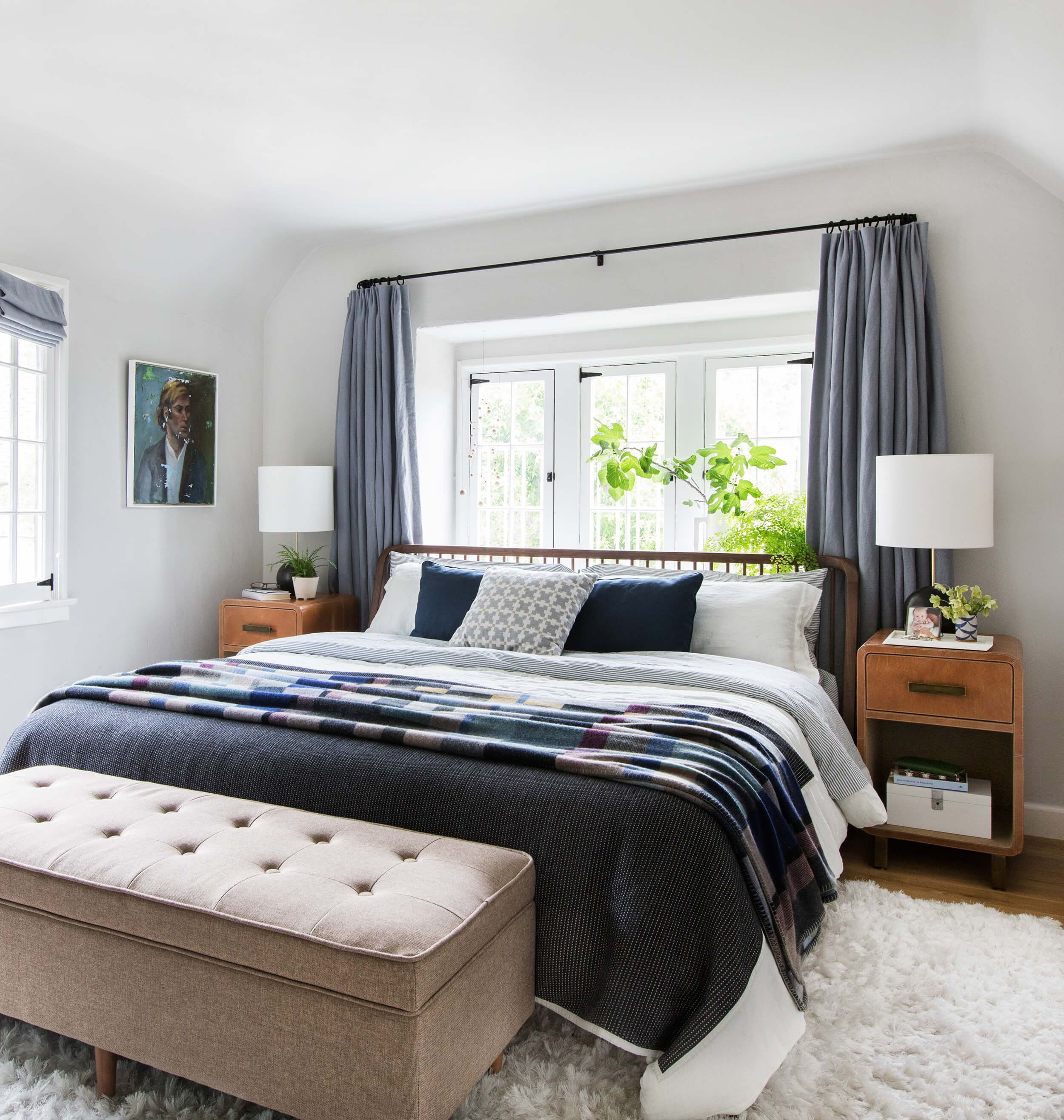 6 Pro Tricks to Know When Arranging Your Room | Pinterest | Master ...