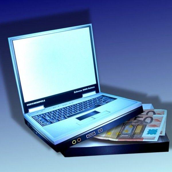 laptop basteln geldgeschenk