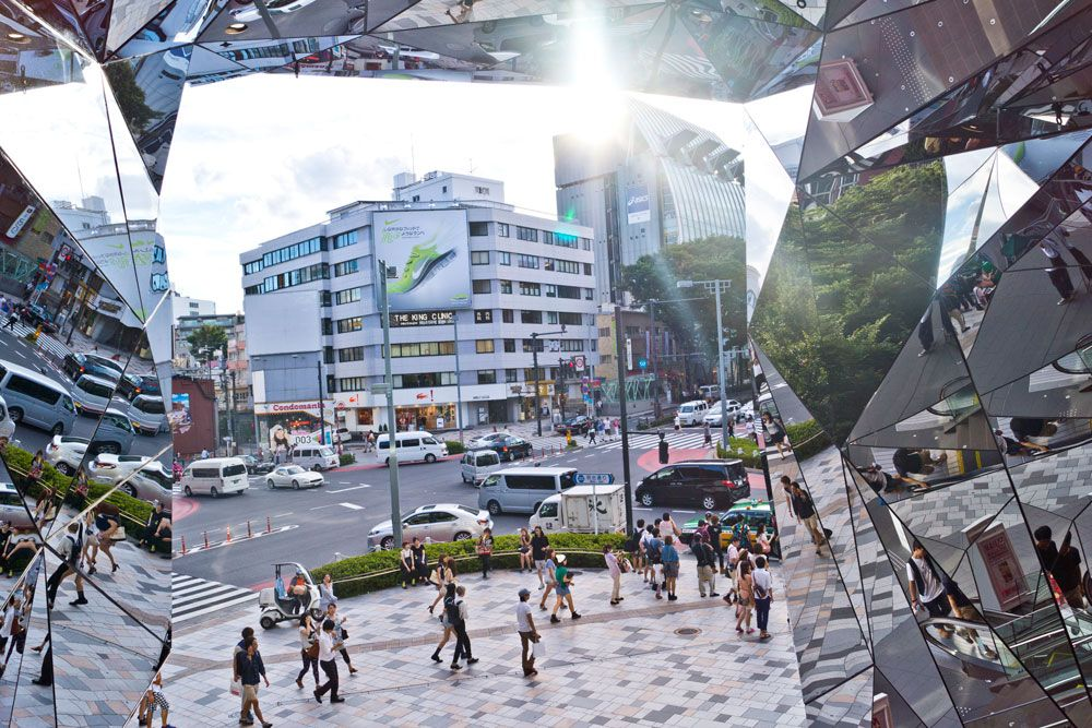 Tokyu Plaza, Harajuku