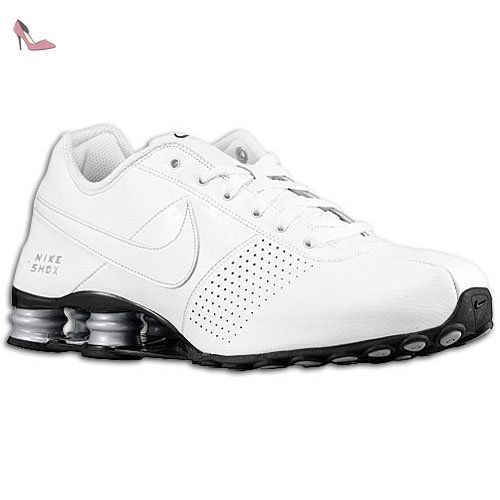 buy popular 2571b ae9c9 Nike Shox Deliver 317547-109   Metallic Silver   Chaussures de course - Chaussures  nike