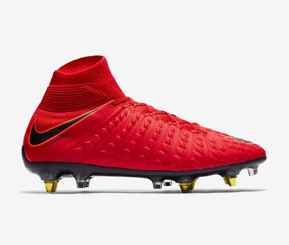 c05a13d86491 Hypervenom Phantom III Dynamic Fit Anti-Clog Soft Ground | Clogs ...
