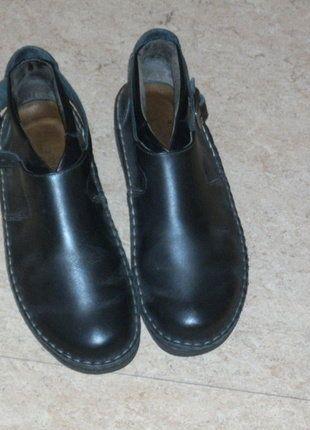 1 Paar Schuhe, Marke Naot, Gr.39, schwarz