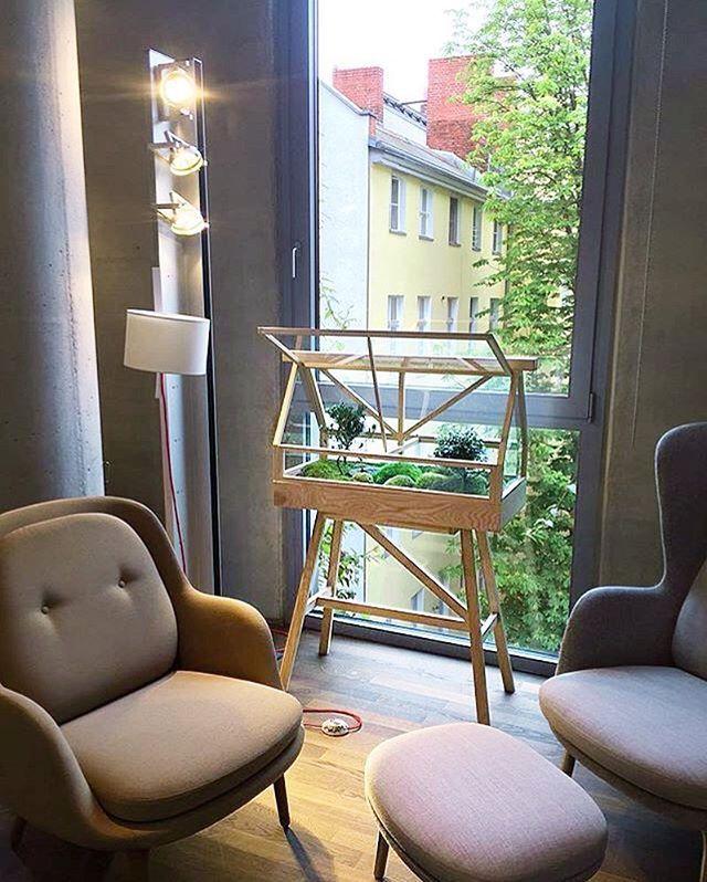 Minimum Einrichten repost diepalmeberlin greenhouse by atelier2 ateliertwoplus at