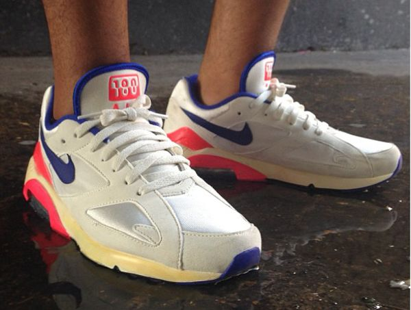 Air Max 180 Ultramarine 2013 Ncaa