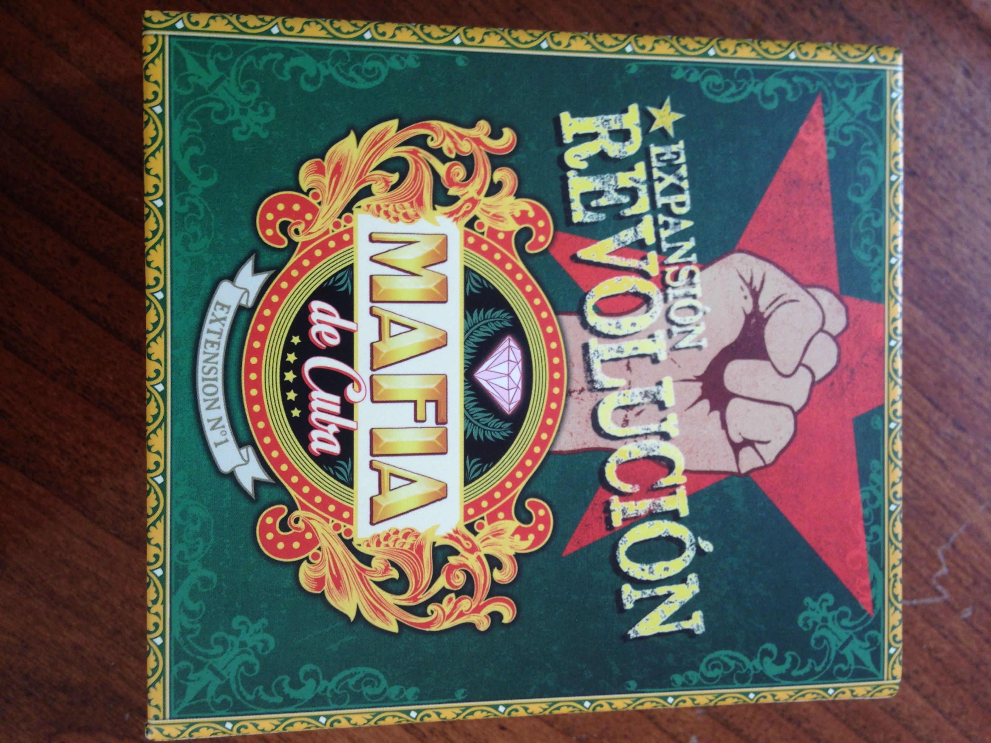 Mafia de Cuba Revolución Mafia, The big boss