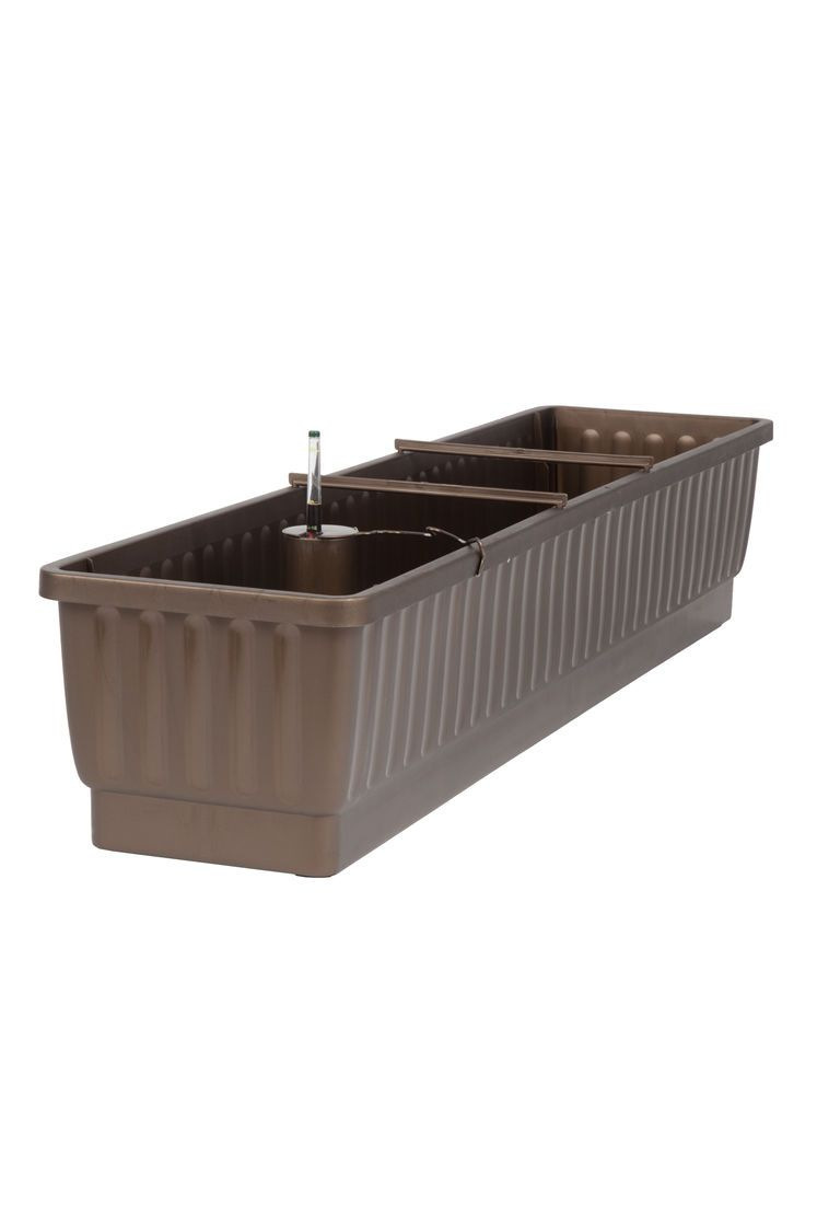 Window Boxes: Self Watering Planters, 39 Inches | Gardeners Supply,com