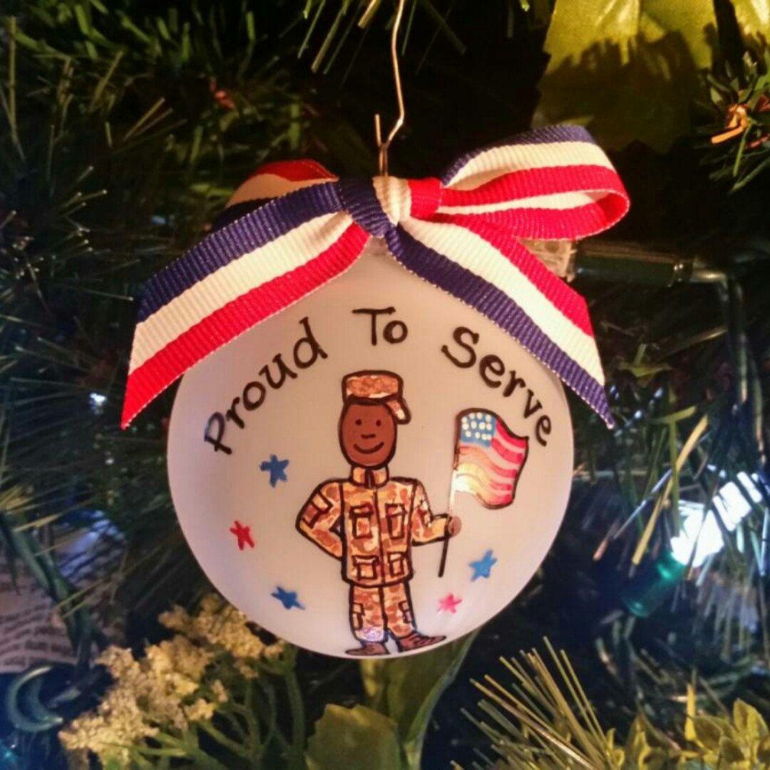 Veterinarian Man Personalized Christmas Tree Ornament